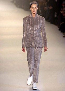 Haider Ackermann Fall 2004 Ready-to-Wear Collections 0001