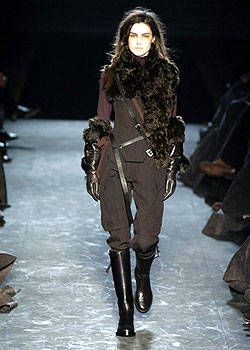 Ann Demeulemeester Fall 2004 Ready-to-Wear Collections 0001