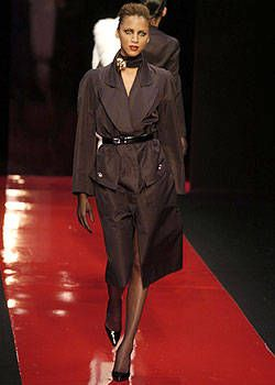 Balmain Fall 2004 Ready-to-Wear Collections 0002