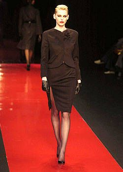 Balmain Fall 2004 Ready-to-Wear Collections 0003