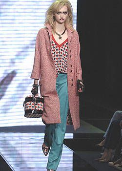 Versus Fall 2004 Ready-to-Wear Collections 0001