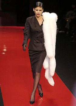Balmain Fall 2004 Ready-to-Wear Collections 0001