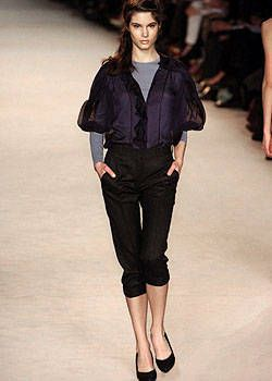 Nina Ricci Fall 2004 Ready-to-Wear Collections 0003