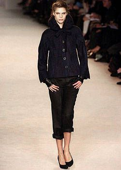 Nina Ricci Fall 2004 Ready-to-Wear Collections 0001