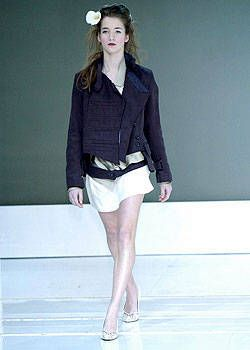 Tim Van Steenbergen Fall 2004 Ready-to-Wear Collections 0001