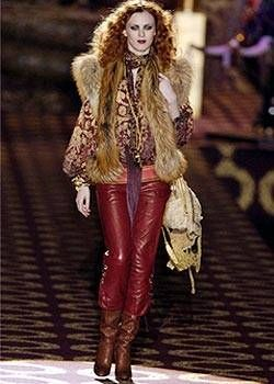 Roberto Cavalli Fall 2004 Ready-to-Wear Collections 0001