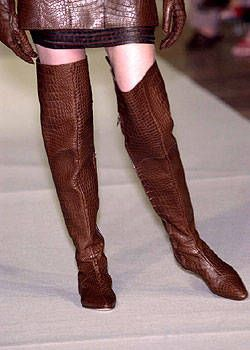 Ralph Rucci Fall 2004 Haute Couture Detail 0001