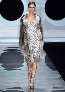 Paco Rabanne Fall 2004 Ready-to-Wear Collections 0001