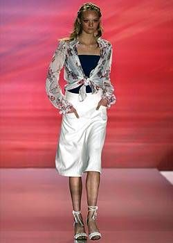 Matthew Williamson Spring 2005 Ready-to-Wear Collections 0002