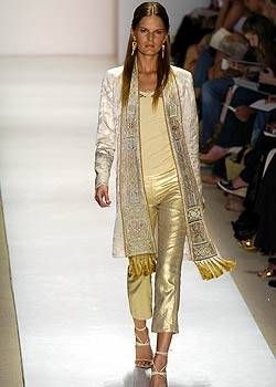 Nicole Miller Spring 2005 Ready-to-Wear Collections 0001