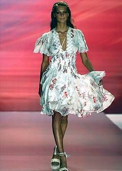 Matthew Williamson Spring 2005 Ready-to-Wear Collections 0001