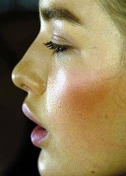 Lip, Cheek, Brown, Skin, Chin, Forehead, Eyebrow, Eyelash, Jaw, Amber,