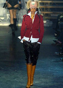 DSquared2 Fall 2004 Ready-to-Wear Collections 0002