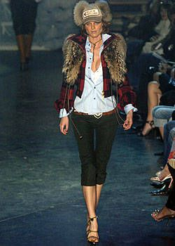DSquared2 Fall 2004 Ready-to-Wear Collections 0003
