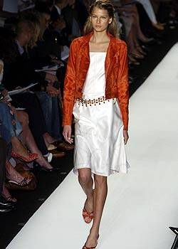 Carolina Herrera Spring 2005 Ready-to-Wear Collections 0003