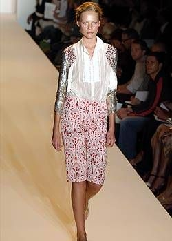 Jeffrey Chow Spring 2005 Ready-to-Wear Collections 0001