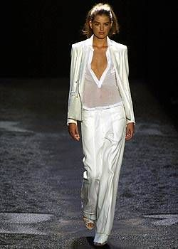 Zac Posen Spring 2005 Ready-to-Wear Collections 0001