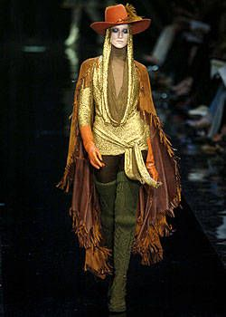 Jean Paul Gaultier Fall 2004 Haute Couture Collections 0001