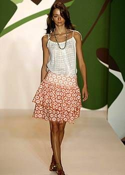Milly Spring 2005 Ready-to-Wear Collections 0001