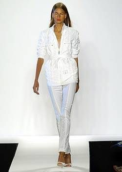 Kenneth Cole Spring 2005 Ready-to-Wear Collections 0001