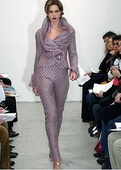 Jackie Roger Fall 2004 Ready-to-Wear Collections 0001