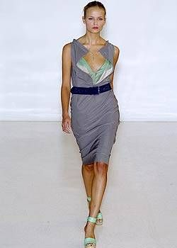 Menichetti Spring 2005 Ready-to-Wear Collections 0001