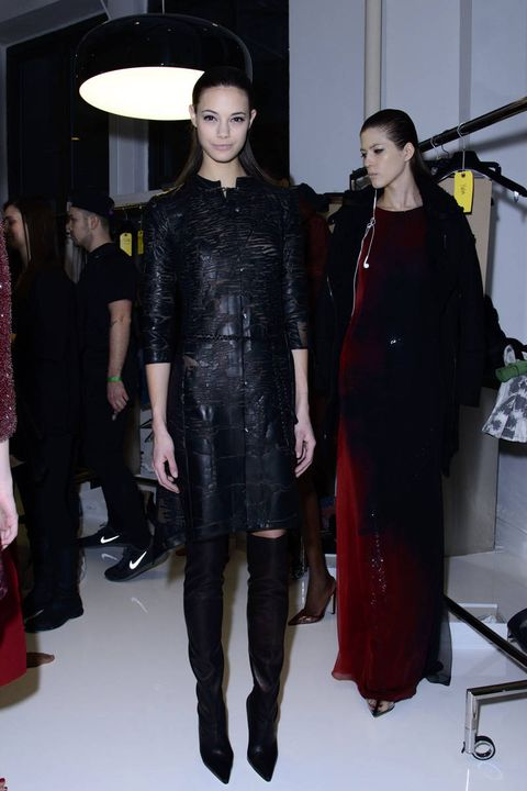 ralph rucci fall 2014 ready-to-wear photos