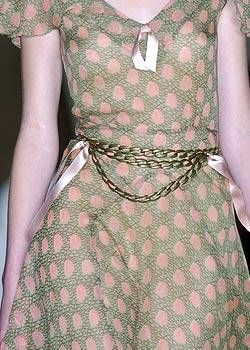 James Coviello Spring 2005 Ready-to-Wear Detail 0001
