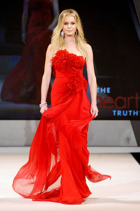 THE HEART TRUTH FALL 2012 RTW PODIUM 001