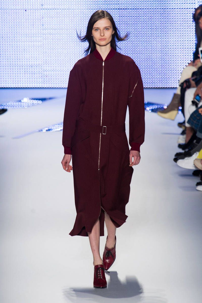 lacoste fall 2014 ready-to-wear photos