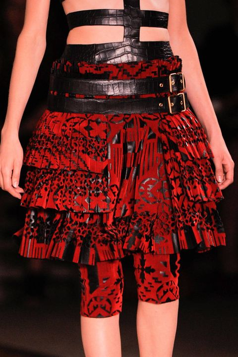 alexander mcqueen spring 2014 ready-to-wear photos