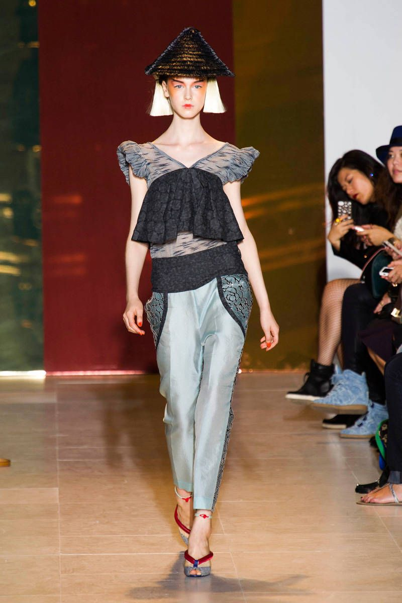 tsumori chisato spring 2014 ready-to-wear photos