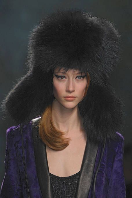 Clothing, Textile, Fur clothing, Headgear, Natural material, Costume accessory, Animal product, Fashion, Jacket, Costume,