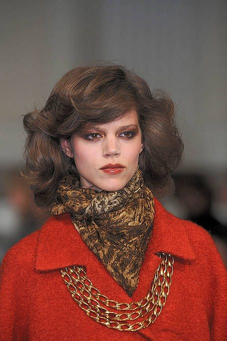 Lip, Hairstyle, Style, Fashion, Portrait, Costume design, Vintage clothing, Fashion model, Makeover, Fashion design,