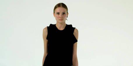 Standing, Style, Dress, Waist, One-piece garment, Knee, Fashion model, Flash photography, Day dress, Model,