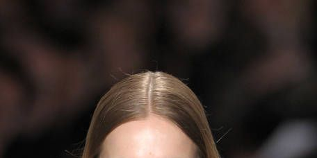 Lip, Hairstyle, Eyebrow, Style, Eyelash, Earrings, Street fashion, Beauty, Fashion, Long hair,