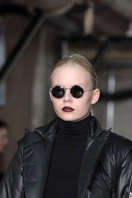 Eyewear, Vision care, Jacket, Sunglasses, Outerwear, Earrings, Collar, Style, Fashion accessory, Fashion,
