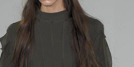 Brown, Sleeve, Shoulder, Textile, Joint, Style, Fashion, Dress, Black, Grey,