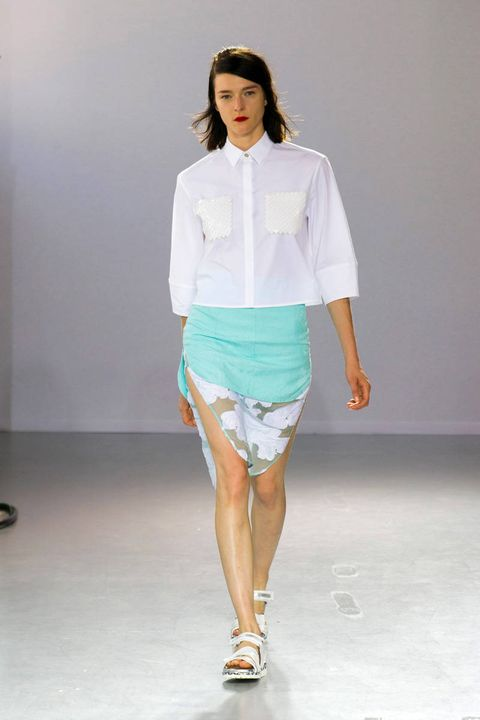 frankie morello spring 2014 ready-to-wear photos