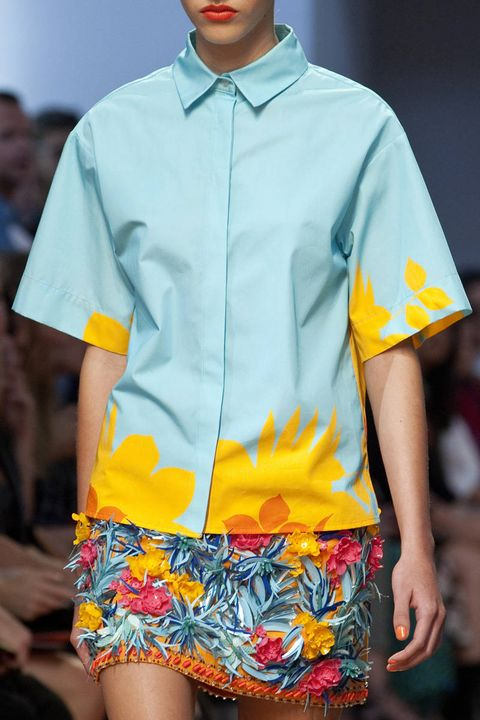 msgm spring 2014 ready-to-wear photos