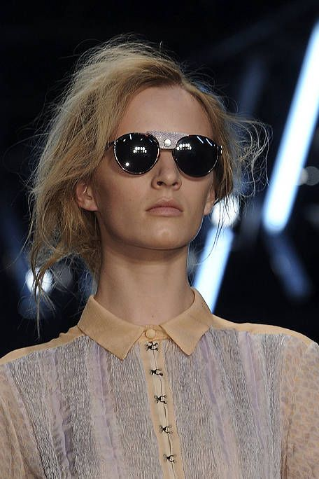 Clothing, Eyewear, Glasses, Vision care, Lip, Hairstyle, Sunglasses, Style, Fashion accessory, Goggles,