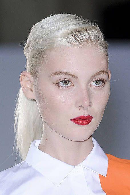 Face, Head, Ear, Nose, Lip, Cheek, Mouth, Hairstyle, Chin, Forehead,