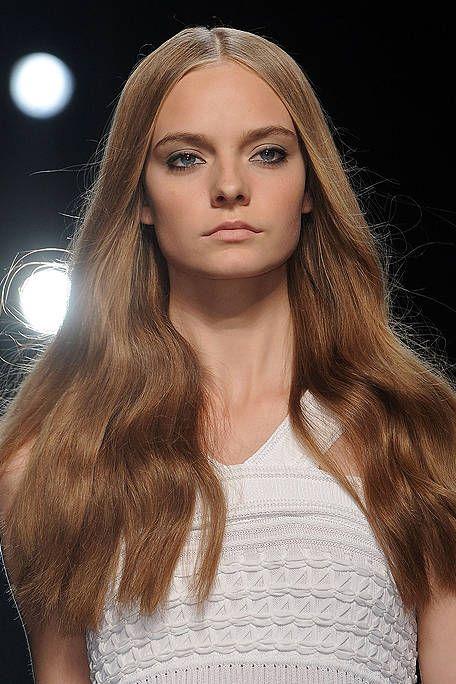 Nose, Mouth, Lip, Brown, Hairstyle, Skin, Forehead, Shoulder, Eyebrow, Eyelash,