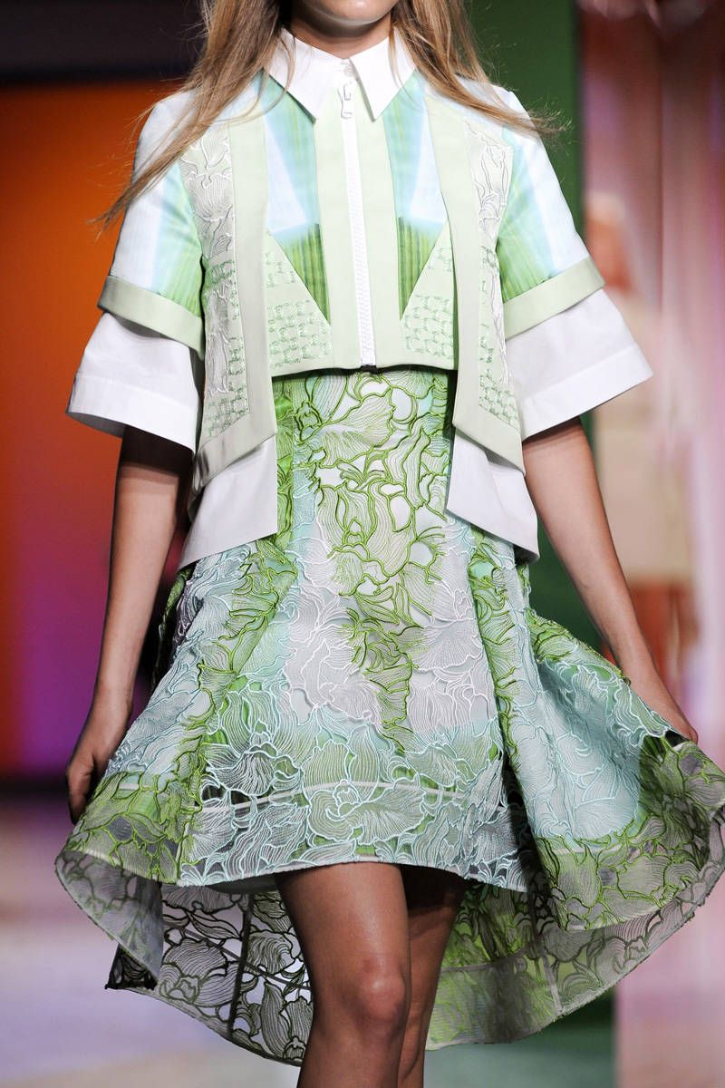 peter pilotto spring 2014 ready-to-wear photos