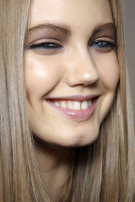 Smile, Mouth, Lip, Cheek, Brown, Hairstyle, Skin, Chin, Forehead, Eyebrow,