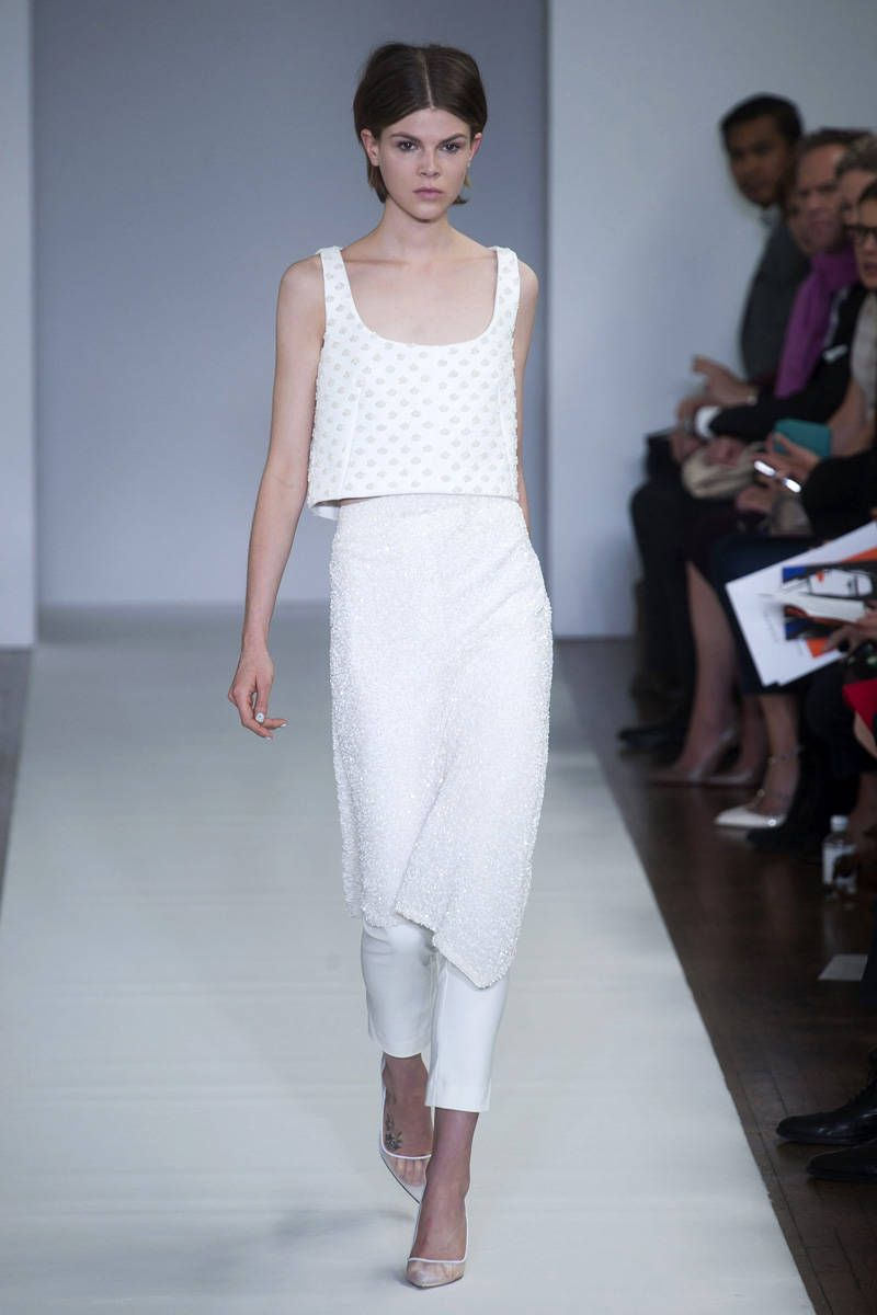 osman yousefzada spring 2014 ready-to-wear photos
