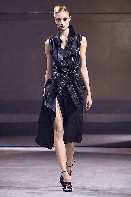 Clothing, Dress, Shoulder, Joint, Human leg, One-piece garment, Style, Formal wear, Fashion show, Fashion model,