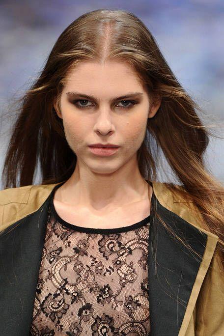 Clothing, Face, Lip, Hairstyle, Forehead, Eyebrow, Eyelash, Style, Jacket, Beauty,