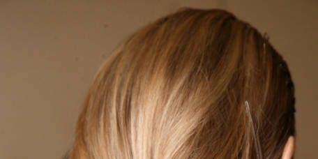 Brown, Hairstyle, Style, Wrist, Brown hair, Long hair, Blond, Liver, Hair coloring, Nail,