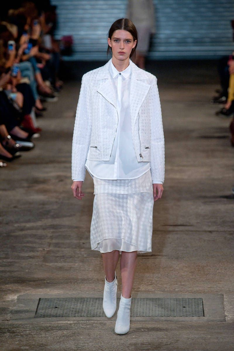 richard nicoll spring 2014 ready-to-wear photos